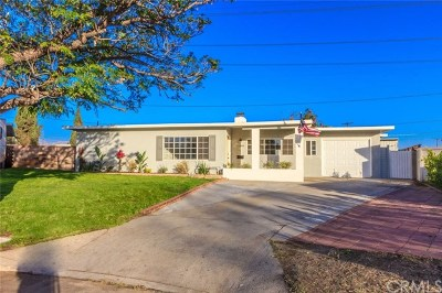 Sun Valley Single Family Home For Sale: 11804 Randall Street