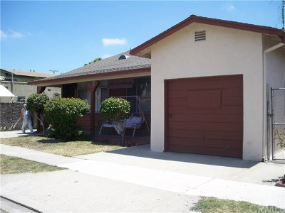 Huntington Park Multi Family Home For Sale: 6816 Marbrisa Avenue