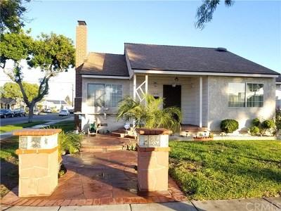 Norwalk Single Family Home For Sale: 13620 Kalnor Avenue