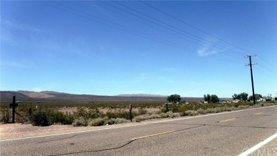 Barstow Residential Lots & Land For Sale: 41501 National Trails Highway