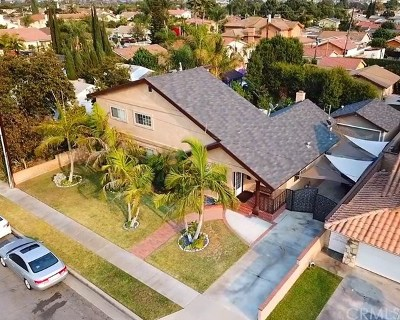 Downey Single Family Home Active Under Contract: 12356 Glynn Avenue