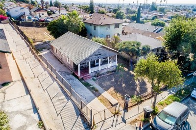 Los Angeles Single Family Home For Sale: 936 N Townsend Avenue