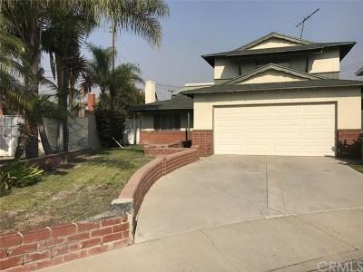 Carson Single Family Home For Sale: 1451 E Abila Street