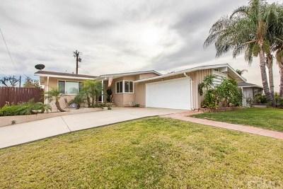 La Habra Single Family Home For Sale: 1970 E Francis Avenue
