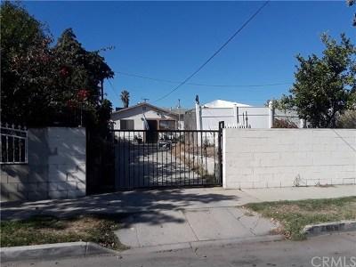 Pico Rivera Single Family Home For Sale: 4819 Tobias Avenue