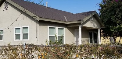 Compton Single Family Home For Sale: 451 W Laurel Street