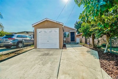 Paramount Single Family Home For Sale: 8324 Ackley Street