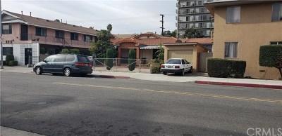 Huntington Park Multi Family Home For Sale: 6909 Stafford Avenue