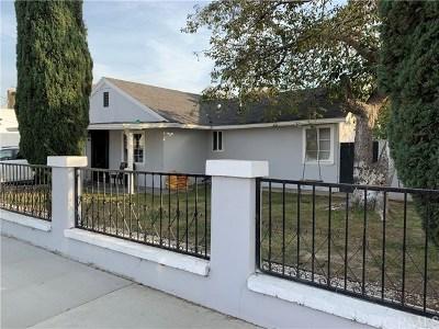 Long Beach Single Family Home For Sale: 46 W Pleasant Street
