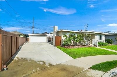 Gardena Single Family Home For Sale: 18115 S Dalton Place