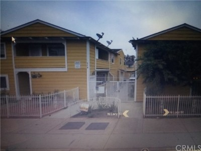 Santa Ana Condo/Townhouse For Sale: 711 N Lacy Street #C