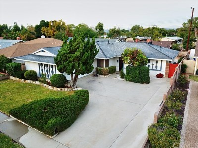 La Mirada Single Family Home For Sale: 15935 Lakefield Drive