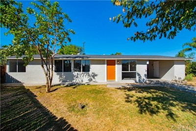 Chino Single Family Home For Sale: 13262 16th Street