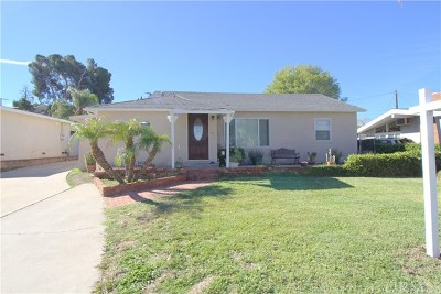 Corona Single Family Home For Sale: 1422 Kellogg Avenue