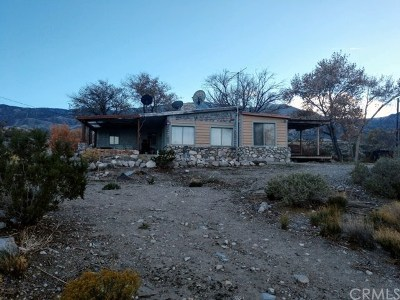 Lucerne Valley Single Family Home For Sale: 38450 State Highway 18