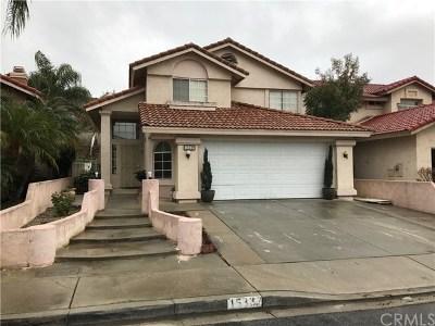 Fontana Single Family Home For Sale: 15337 Tobarra Road
