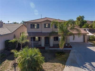 Hemet, San Jacinto Single Family Home For Sale: 1462 Burns Lane
