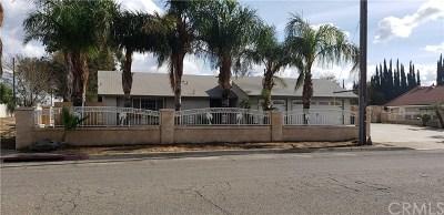Fontana Single Family Home For Sale: 10709 Calabash Avenue