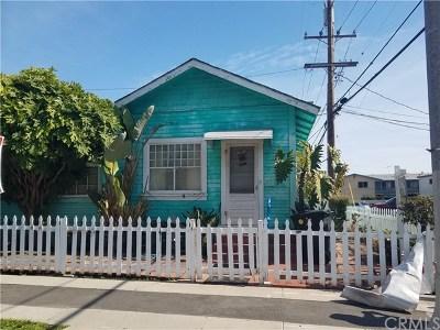 Santa Monica Single Family Home For Sale: 1124 Broadway