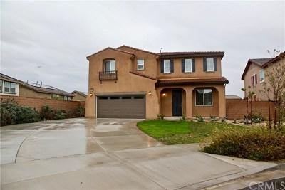 Fontana Single Family Home For Sale: 16439 Rosa Linda Lane