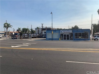 Downey Commercial For Sale: 8836 Lakewood Boulevard