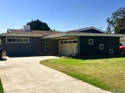 Downey Single Family Home For Sale: 7416 Irwingrove Drive