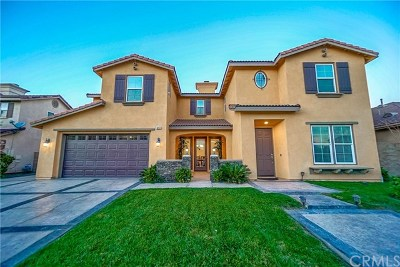 Eastvale Single Family Home For Sale: 6261 Arcadia Street