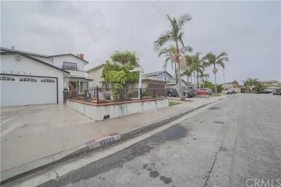Whittier Single Family Home For Sale: 13322 Reis Street