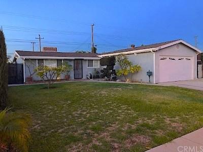 La Mirada Single Family Home For Sale: 14115 Mansa Drive