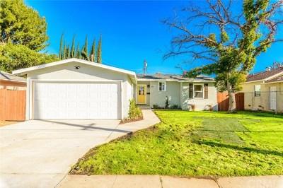 Canoga Park Single Family Home For Sale: 6846 Glade Avenue