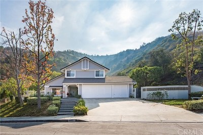 Whittier Rental For Rent: 4381 Mountain Shadows Drive