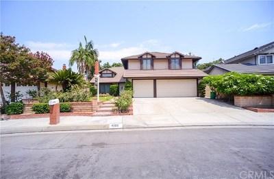 Whittier Single Family Home For Sale: 4006 Overcrest Drive