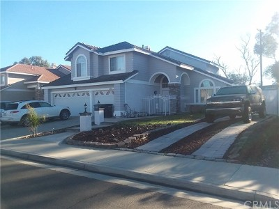 Lake Elsinore Single Family Home For Sale: 32236 Terra Cotta Street