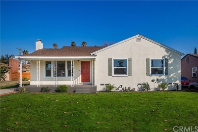 Pomona Single Family Home For Sale: 269 W Willow Street