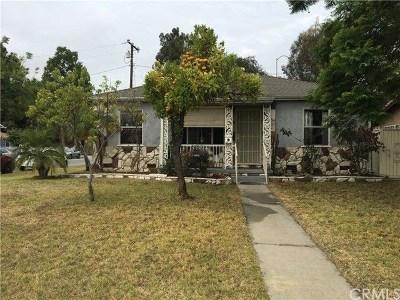 Downey Single Family Home For Sale: 11035 Le Floss Avenue