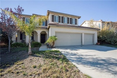 Murrieta CA Single Family Home For Sale: $409,000