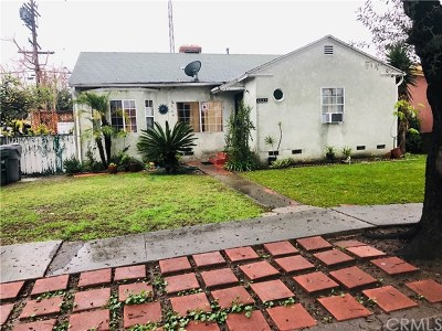 Lynwood Single Family Home For Sale: 4246 Cortland St