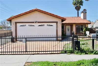 Bellflower Single Family Home For Sale: 15561 Blaine Avenue