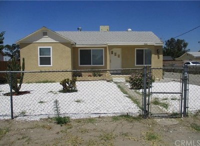 Fontana Single Family Home For Sale: 9384 Lime Avenue