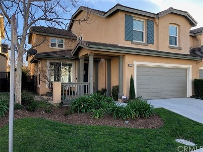 Moorpark Condo/Townhouse For Sale: 13190 Westcott Court