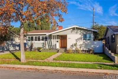 La Habra Single Family Home For Sale: 350 N Colfax Street