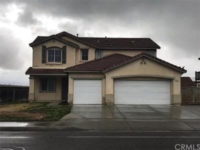San Jacinto Single Family Home For Sale: 1352 De Anza Drive