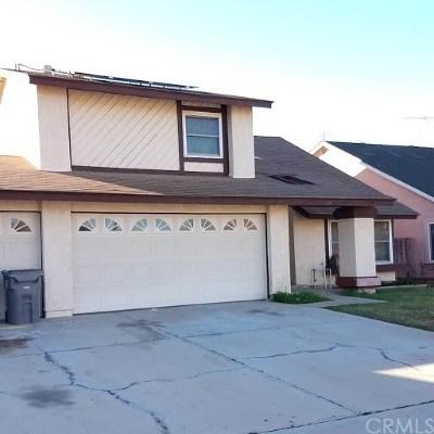 Moreno Valley Single Family Home For Sale: 23535 Dracaea