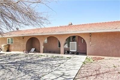 Hesperia Single Family Home For Sale: 8154 Alston Avenue