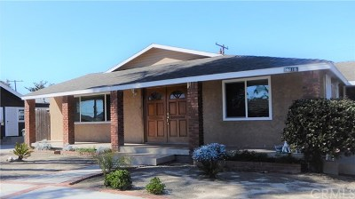 Downey Single Family Home For Sale: 8619 Paramount Boulevard