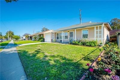 Norwalk Single Family Home For Sale: 14002 Flallon Avenue