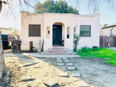 Compton Single Family Home For Sale: 401 S Burris Avenue