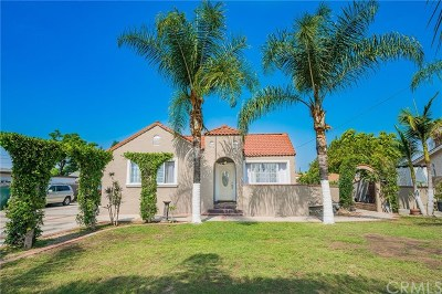 Baldwin Park Single Family Home For Sale: 4703 Stewart Avenue