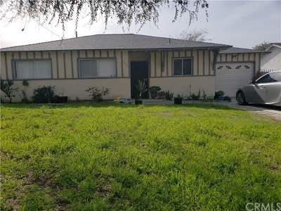 Fontana Single Family Home For Sale: 15425 Hibiscus Avenue