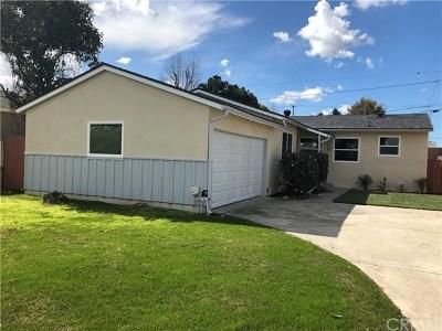 Artesia Single Family Home For Sale: 17509 Maidstone Avenue